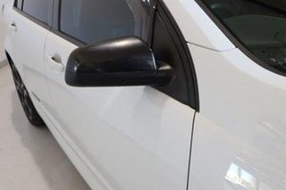 2017 Holden Commodore VF II MY17 SS V Redline White 6 Speed Manual Sedan