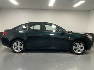 2014 Holden Cruze JH Series II MY14 CD Sportwagon Dark Green 6 Speed Sports Automatic Wagon