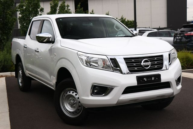 Used Nissan Navara D23 S3 RX Essendon Fields, 2017 Nissan Navara D23 S3 RX White 7 Speed Sports Automatic Utility