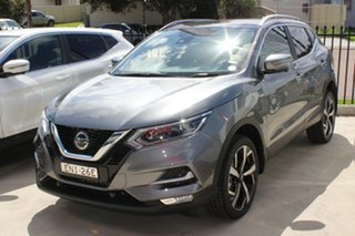 2020 Nissan Qashqai J11 Series 3 MY20 Ti X-tronic Gun Metallic 1 Speed Constant Variable Wagon