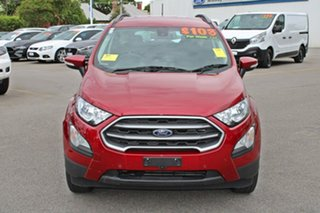 2019 Ford Ecosport BL 2019.25MY Trend Red 6 Speed Automatic Wagon