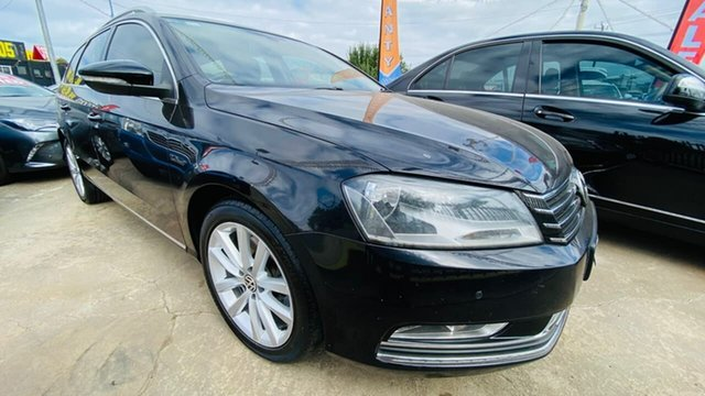 Used Volkswagen Passat Type 3C MY11 125TDI DSG Highline Maidstone, 2011 Volkswagen Passat Type 3C MY11 125TDI DSG Highline 6 Speed Sports Automatic Dual Clutch Wagon