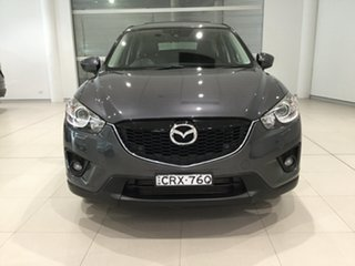 2013 Mazda CX-5 KE1021 MY13 Akera SKYACTIV-Drive AWD Meteor Grey/ke 6 Speed Sports Automatic Wagon