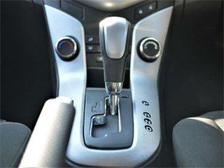 2012 Holden Cruze JH Series II MY12 CD Red 6 Speed Sports Automatic Sedan