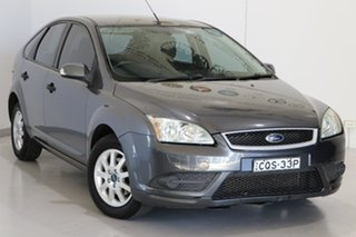 2008 Ford Focus LT CL Grey 4 Speed Sports Automatic Sedan.