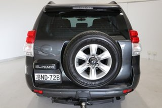 2009 Toyota Landcruiser Prado KDJ150R GXL Grey 6 Speed Manual Wagon.