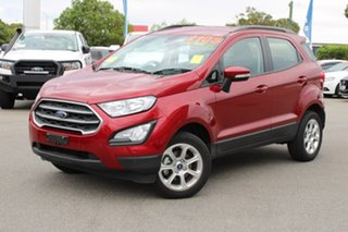2019 Ford Ecosport BL 2019.25MY Trend Red 6 Speed Automatic Wagon.