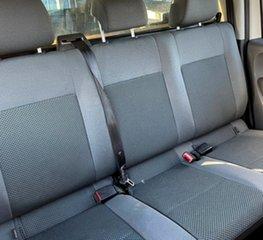 2014 Volkswagen Amarok 2H MY14 TDI400 4Mot White 6 Speed Manual Utility