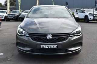 2018 Holden Astra BK MY18.5 R+ Grey 6 Speed Sports Automatic Hatchback