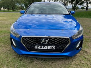 2017 Hyundai i30 GD5 Series II MY17 SR Marina Blue 6 Speed Sports Automatic Hatchback