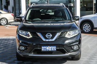 2014 Nissan X-Trail T32 ST-L X-tronic 4WD Black 7 Speed Constant Variable Wagon