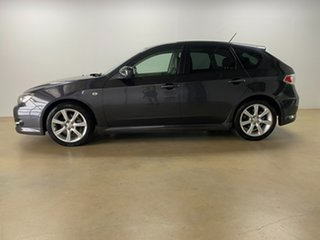 2009 Subaru Impreza MY09 RS (AWD) Grey 4 Speed Automatic Hatchback