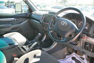 2005 Toyota Landcruiser Prado KZJ120R GXL (4x4) Silver 4 Speed Automatic Wagon