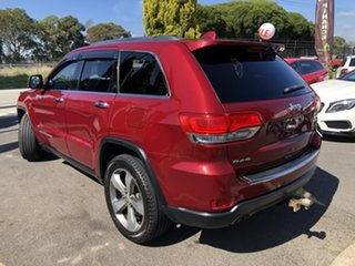 2015 Jeep Grand Cherokee WK MY15 Limited Red 8 Speed Sports Automatic Wagon