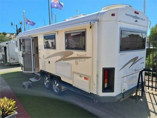 2012 Travelhome Macquarie 5th Wheeler