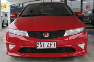 2009 Honda Civic 8th Gen MY09 Type R Milano Red/matching 6 Speed Manual Hatchback