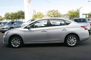 2013 Nissan Pulsar B17 ST-L Silver 1 Speed Constant Variable Sedan