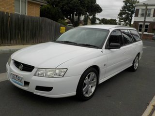 2006 Holden Commodore VZ Executive White 4 Speed Automatic Wagon