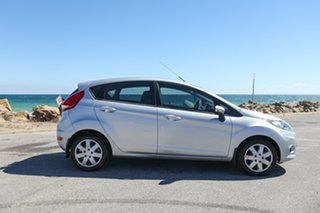 2011 Ford Fiesta WT CL Silver 5 Speed Manual Hatchback.