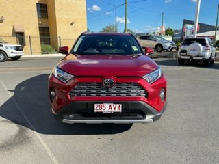 2020 Toyota RAV4 Mxaa52R Cruiser 2WD Atomic Rush 10 Speed Constant Variable Wagon.