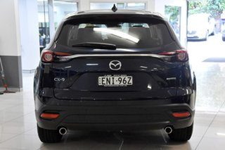 2021 Mazda CX-9 TC Touring SKYACTIV-Drive Blue 6 Speed Sports Automatic Wagon.
