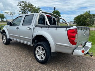 2013 Great Wall V200 K2 MY13 Silver 6 Speed Manual Utility