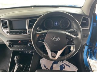 2015 Hyundai Tucson Active X Blue Sports Automatic Wagon