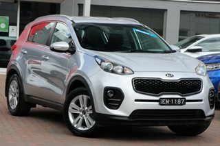 2015 Kia Sportage QL MY16 Si 2WD Silver 6 Speed Sports Automatic Wagon.
