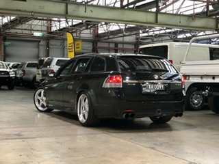 2013 Holden Commodore VE II MY12.5 SS V Sportwagon Z Series Black/Grey 6 Speed Sports Automatic