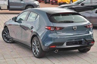 2021 Mazda 3 BP2H7A G20 SKYACTIV-Drive Touring Grey 6 Speed Sports Automatic Hatchback
