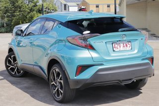 2017 Toyota C-HR NGX10R Koba S-CVT 2WD Green 7 Speed Constant Variable Wagon