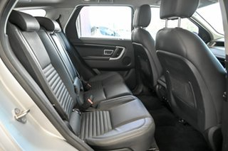 2016 Land Rover Discovery Sport L550 16.5MY HSE Luxury Silver 9 Speed Sports Automatic Wagon