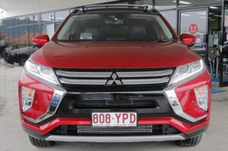 2018 Mitsubishi Eclipse Cross YA MY18 Exceed AWD Red Diamond 8 Speed Constant Variable Wagon