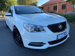 2015 Holden Ute VF MY15 Ute Heron White 6 Speed Sports Automatic Utility.