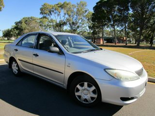 2004 Toyota Camry Altise Silver 4 Speed Automatic Sedan.