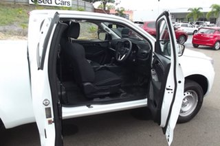 2020 Isuzu D-MAX RG MY21 SX Space Cab 4x2 High Ride White 6 Speed Sports Automatic Utility