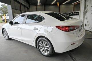 2018 Mazda 3 BN5276 Maxx SKYACTIV-MT Sport White 6 Speed Manual Sedan