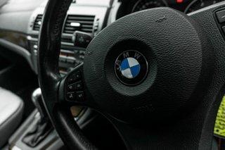 2010 BMW X3 E83 MY10 xDrive20d Steptronic Lifestyle Black 6 Speed Automatic Wagon