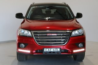 2018 Haval H2 Premium 2WD Red 6 Speed Sports Automatic Wagon