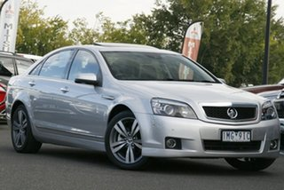 2016 Holden Caprice WN II MY16 V Silver 6 Speed Sports Automatic Sedan.