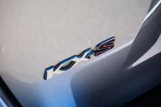 2009 Toyota Kluger GSU40R KX-S 2WD Silver 5 Speed Sports Automatic Wagon