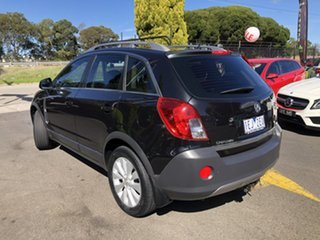 2015 Holden Captiva CG MY15 5 AWD LT Black 6 Speed Sports Automatic Wagon