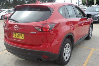 2012 Mazda CX-5 KE1071 Maxx SKYACTIV-Drive Red 6 Speed Sports Automatic Wagon