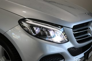 2016 Mercedes-Benz GLE-Class W166 807MY GLE250 d 9G-Tronic 4MATIC Silver 9 Speed Sports Automatic