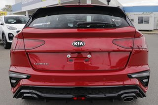2019 Kia Cerato BD MY19 SI Runway Red 6 Speed Sports Automatic Sedan