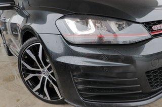 2015 Volkswagen Golf VII MY15 GTI DSG Performance Carbon Steel Grey 6 Speed.