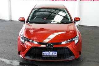2020 Toyota Corolla Mzea12R Ascent Sport Volcanic Red 10 Speed Constant Variable Sedan.