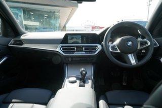 2020 BMW 320i F30 LCI M Sport Mineral Grey 8 Speed Auto Steptronic Sport Sedan