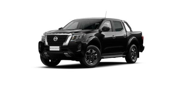 New Nissan Navara D23 MY21 ST-X Moorooka, 2021 Nissan Navara D23 MY21 ST-X Black Star 7 Speed Sports Automatic Utility