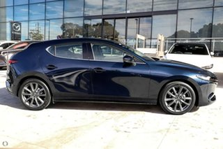 2020 Mazda 3 BP2HLA G25 SKYACTIV-Drive GT Blue 6 Speed Sports Automatic Hatchback